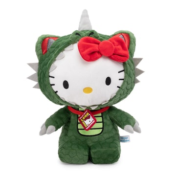 Hello Kitty Kaiju Cosplay 16
