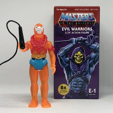 Masters of the Universe ReAction Figure -  Beastman Ghost