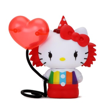 "Hello Kitty Time to Shine 3"" Figure (Scary Clown)"