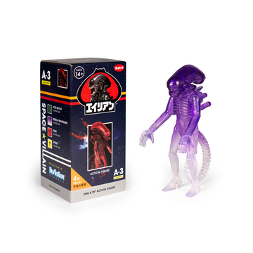 Alien ReAction Figure - Xenomorph Blind Box (Wave 3)