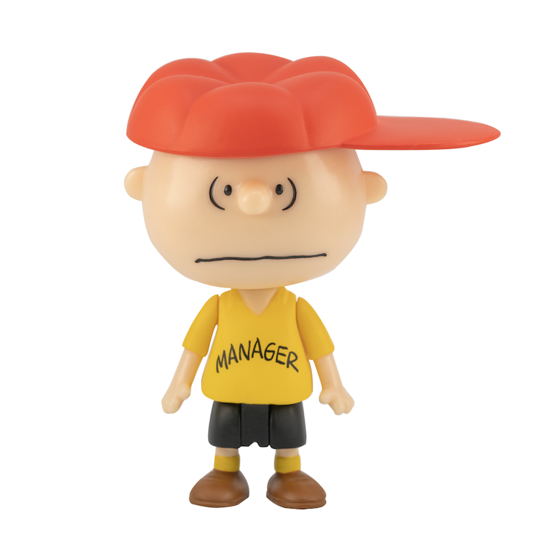Peanuts ReAction Figure Wave 2 - Charlie Brown Manager