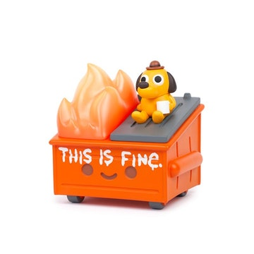 [EN TRANSITO] Dumpster Fire - This is Fine 3.5