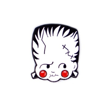 Yesterdays Enamel Pin (Frank by Show Pigeon)