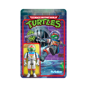Teenage Mutant Ninja Turtles ReAction Figure Wave 2 - Space Cadet Raphael