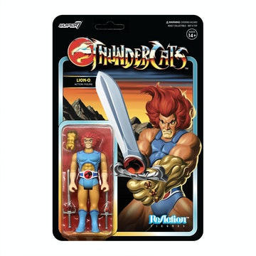 Thundercats ReAction Figure Wave 1 - Lion-O