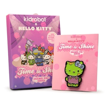 "Hello Kitty Time to Shine 1.5"" Pin (Blind Box)"
