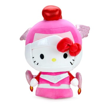 [PREVENTA] Hello Kitty Kaiju Mechazoar Cosplay 16