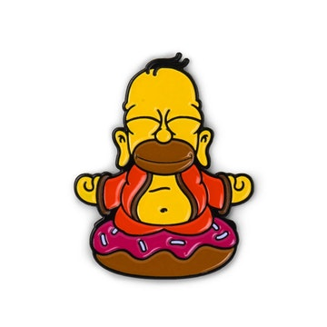 The Simpsons Homer Buddha 1.5
