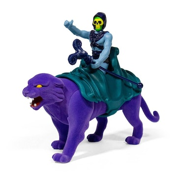 Master of the Universe Reaction Figure - Panthor 2 Pack