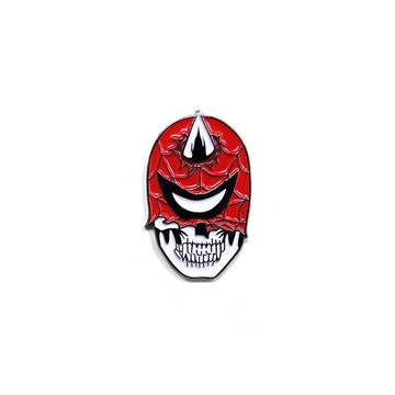 Yesterdays Enamel Pin (Mishka Secret Identity NYCC 2019)