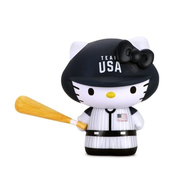 "Hello Kitty x Team USA 3"" Figure (Baseball)"