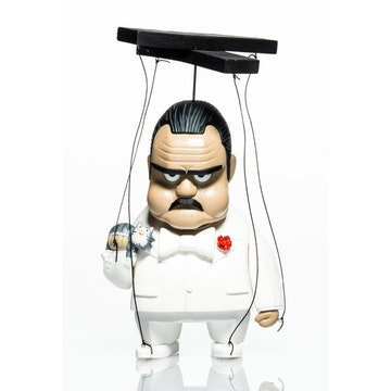 The Godfather White Marionette 11