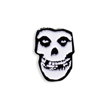 Yesterdays Enamel Pin (Misfits Fiend)