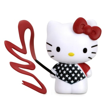"Hello Kitty x Team USA 3"" Figure (Gymnastic)"
