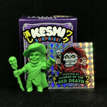 Universal Monsters Keshi Surprise Wave 2 (Green Red Death)