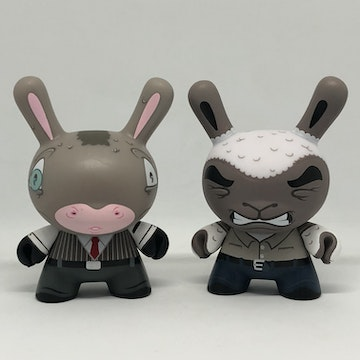 Wild Ons Dunnys Paquete #1