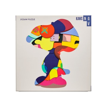 Kaws No One's Home 1000 pcs Puzzle