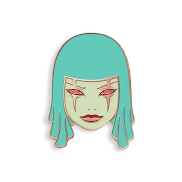 Yesterdays Enamel Pin (Namaka by Tara McPherson)