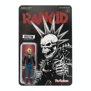 Rancid ReAction Figure