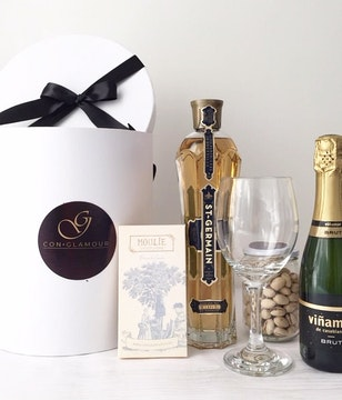 Caja de regalo Licor ST. Germain