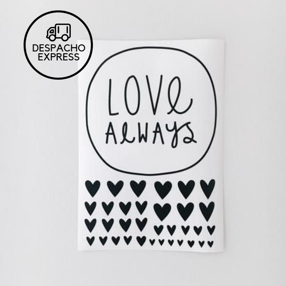 stickers Love always