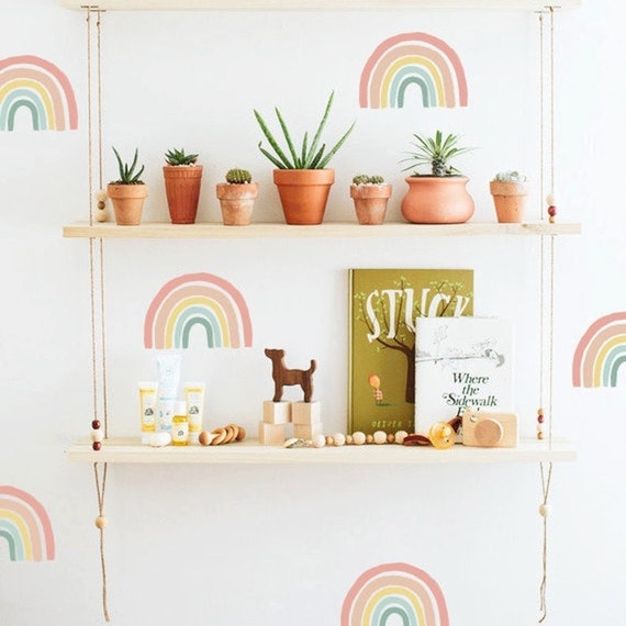 Wall stickers arcoiris