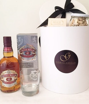Caja de regalo Whisky Chivas Regal