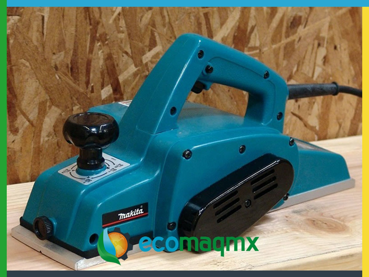 Cepillo Makita 110mm 4 3/8
