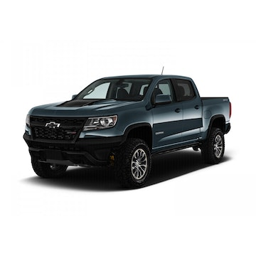 Enganche Americano - Chevrolet New Colorado
