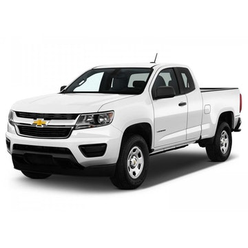 Enganche Americano - Chevrolet Colorado