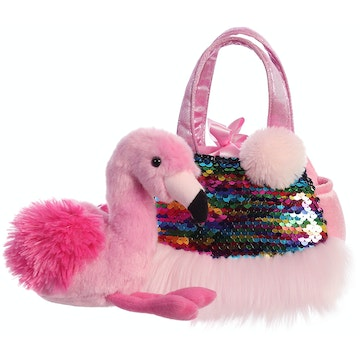 Shimmers Flamingo Carrier - 32864