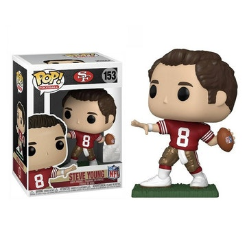 Funko Pop Steve Young NFL San Francisco 49s