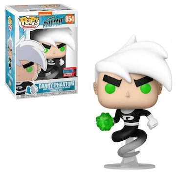 Funko Pop Convention Limited Edition Danny Phantom