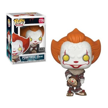 Funko FYE Exclusive Pennywise w/ Hat