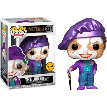 Funko Limited Edition Chase The Joker 1989