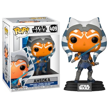 Funko Pop Ahsoka Star Wars 409