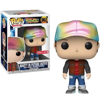 Funko Pop - Only At Exclusive - Marty McFly