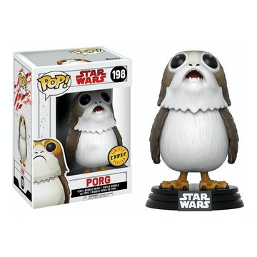 Funko Pop -  Limited Edition Chase - Porg