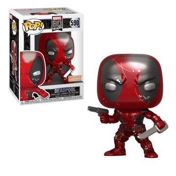 Funko Boxlunch Exclusive Deadpool 590