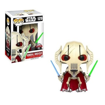 Funko Pop Special Edition General Grievous Star Wars