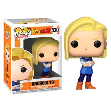 Funko Pop Android 18 Dragon Ball Z