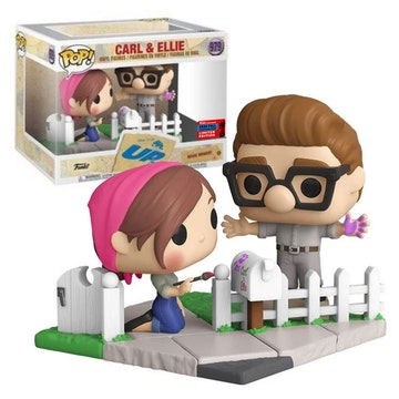 Funko Pop - Limited Edition Convention Exclusive - Carl & Ellie