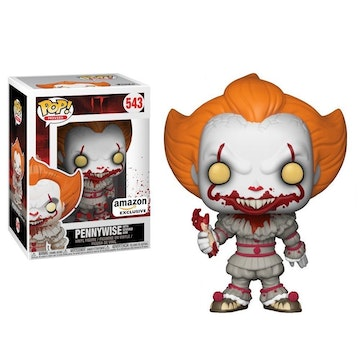 Funko Amazon Exclusive Pennywise w/ severed arm