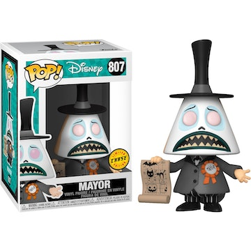 Funko Pop Chase Mayor The Nightmare Before Christmas