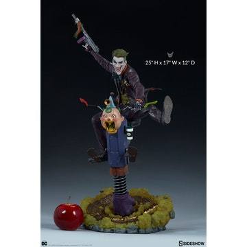 Sideshow Premium Format - Exclusive Edition Joker