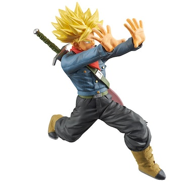 Banpresto - Super Saiyan Trunks - Garlic Gun