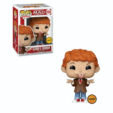 Funko Pop - Limited Edition Chase - Alfred E. Neuman