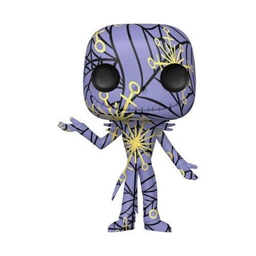 Funko Exclusive Art Series Jack Skellington