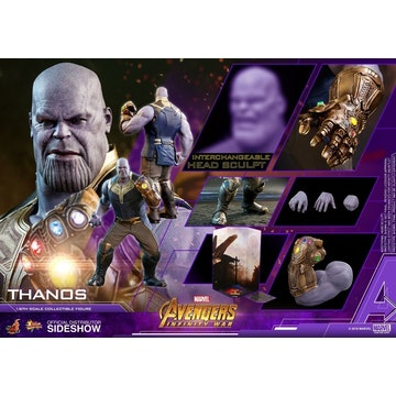 Hot Toys 1:6 Thanos Infinity War