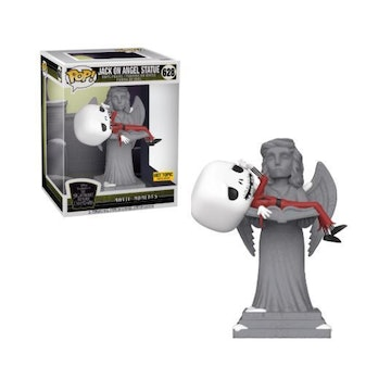 Funko Movie Moments Hot Topic Exclusive Jack on angel statue